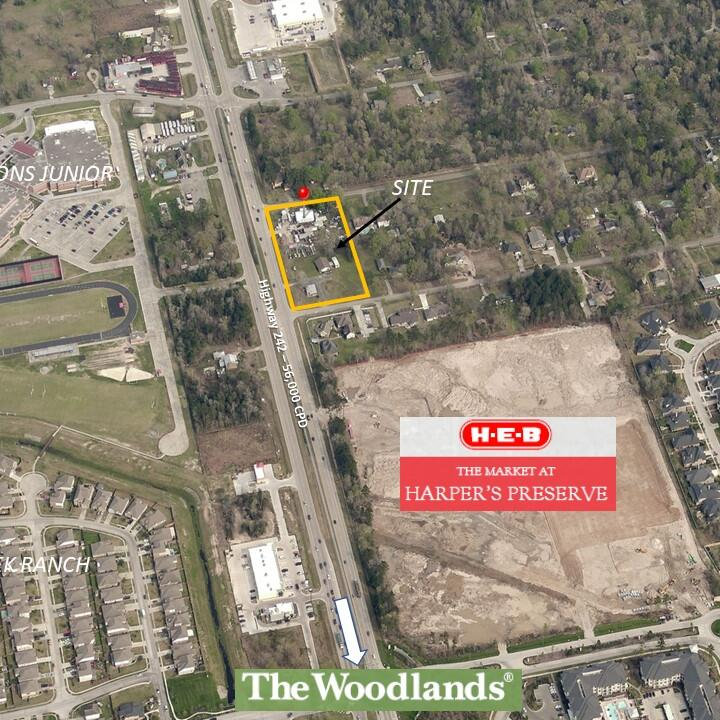 Highway 242 Redevelopment Site (Conroe, TX)