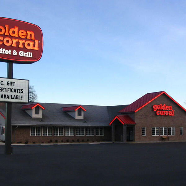 Golden Corral investment property sold in Texas