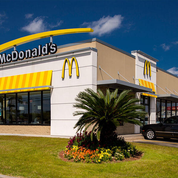 McDonald's, retail net lease properties