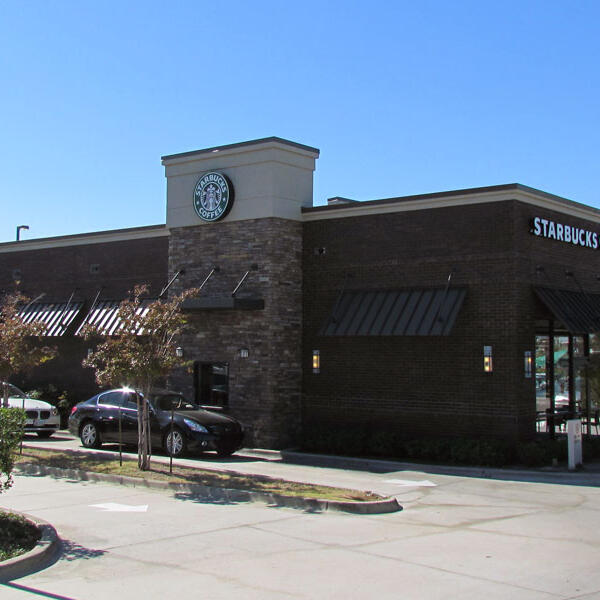 Starbucks Irving TX investment property sale
