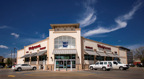 Net leased investment properties 1 - Walgreens