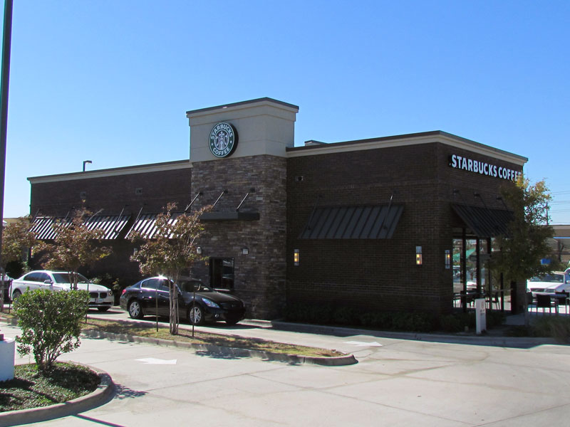 Net lease brokers assisted sale of Texas Starbucks