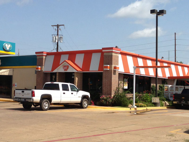 retail investment property - Whataburger, Texas
