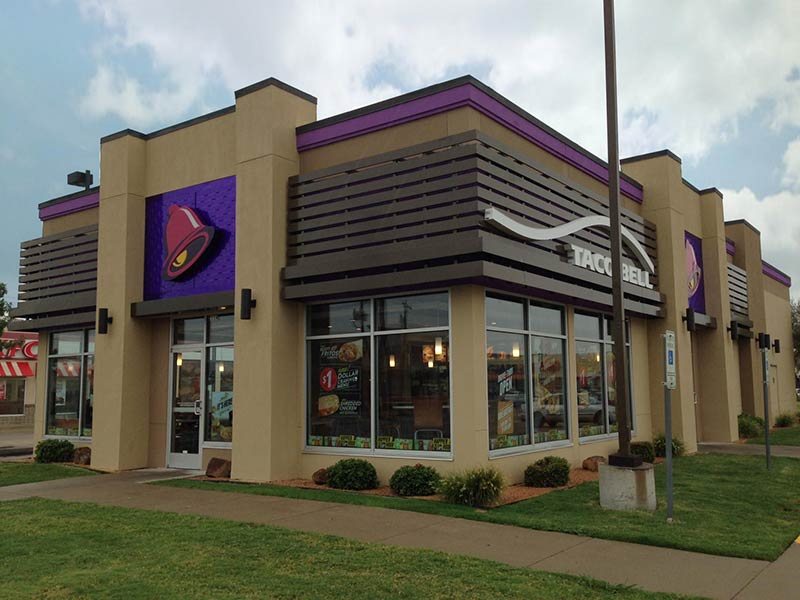 Investment property brokers assist in net lease sale of this Texas Taco Bell